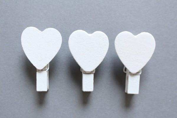 Les coeurs blancs