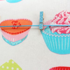 Pêle-mêle cupcake pinces