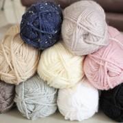 Choix de la laine