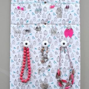 Porte-bijoux Cage aux oiseaux