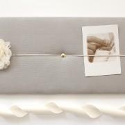 Pêle-mêle cérémonie gris