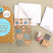 Cartes à créer Customise ton courrier Flower