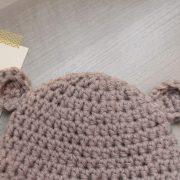 Bonnet petit ours