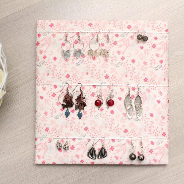 Porte bijoux Hirondelles
