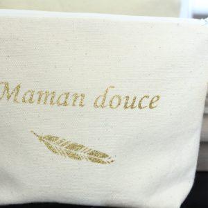 """Trousse à maquillage Pochette de sac """"Plume"""""""