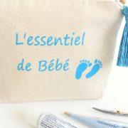 idéal pour offrir à l'occasion d'une naissance ou à s'offrir ! Pratique pour la balade en poussette