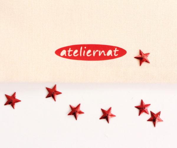 Signature ateliernat rouge