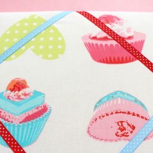 Porte barrettes cupcake