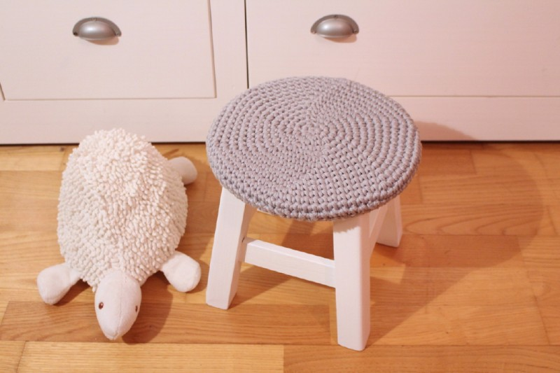 Assise tabouret tuto