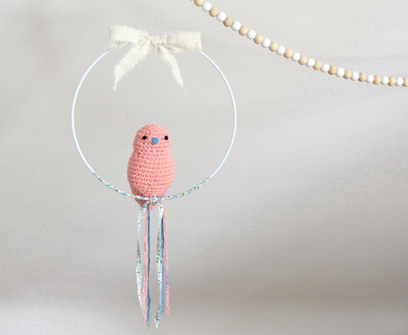 Mobile oiseau