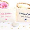 Porte-monnaie Duo mère-fille d'amour