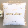 "Coussin cils ""Sweet dream"""