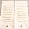 """Sac de Noël Hotte """"Joyeux Noël"""" personnalisable avec Logo professionnel"""