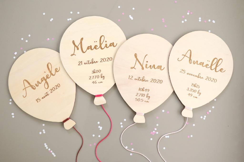 Ballons-prenom-infos-de-naissance