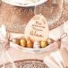 Suspension œuf de Pâques en bois à personnaliser