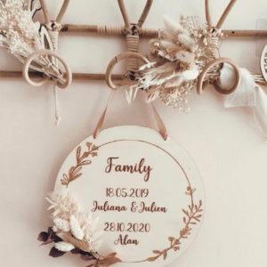 Plaque family Juliana